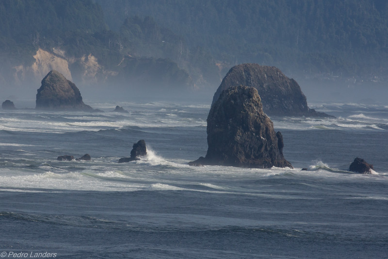 Across the Bay from Ecola State Park