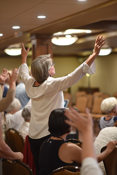 2019 Colorado Retreat | Retreat Volunteer Staff and Attendees