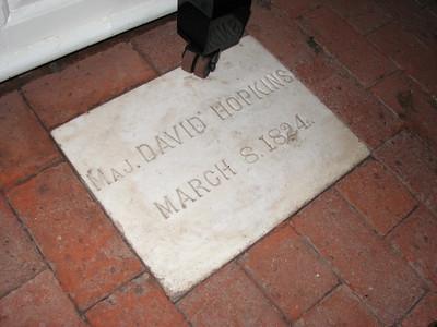 David Hopkins Grave
