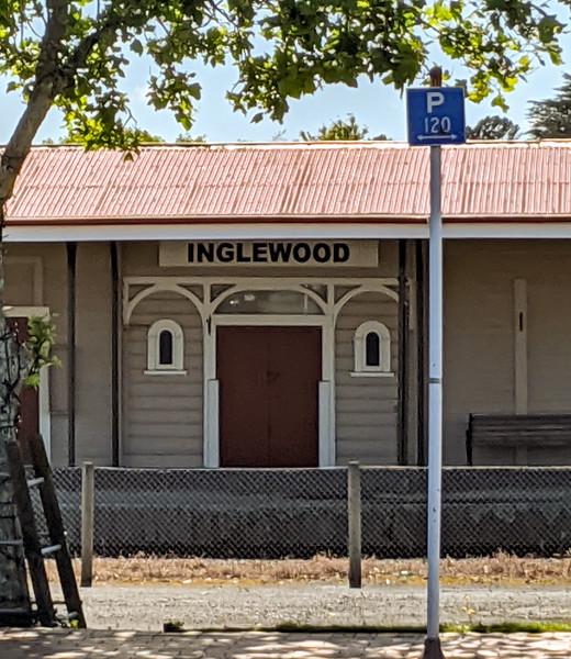 Inglewood, up to no good.