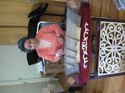 2012/05/19 >> Myra visits Mercy in NY
