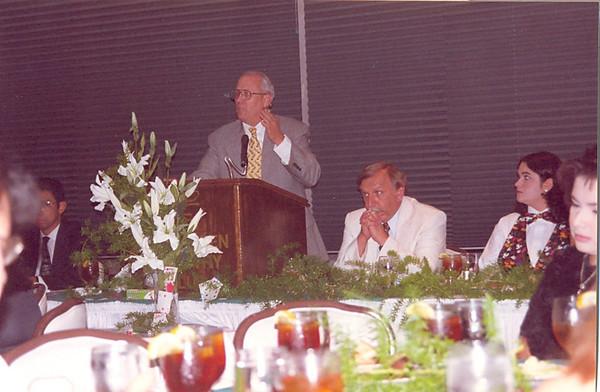 April 2000 Employees Appreciation Banquet