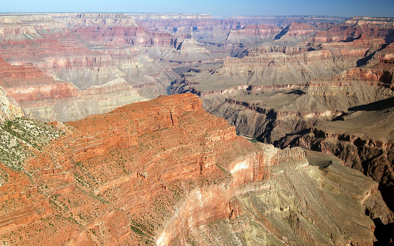 The Grand Canyon, USA.
