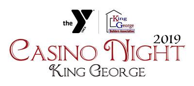 King George YMCA Casino Night 2019