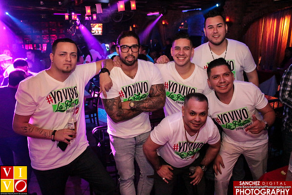 5-19-16 Vivo Lounge Latin Thursdays