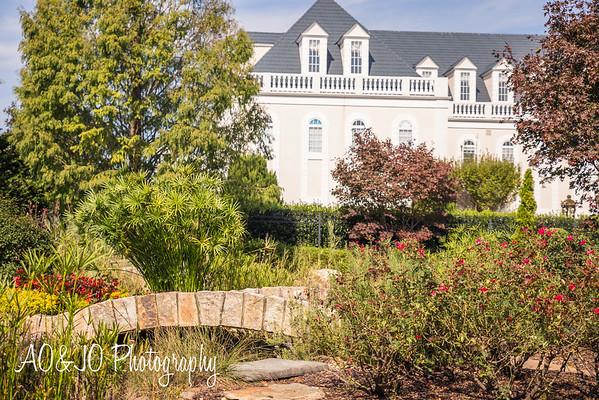 Eric & Jenn's Wedding :: The Hall at Landmark :: AO&JO photography (Raleigh Wedding Photographer)