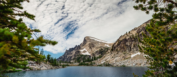 Snow Lakes to Enchantments 8.23.17