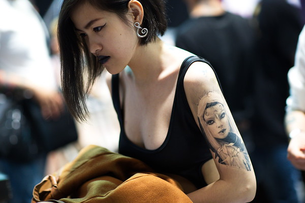 Tattoo Expo Vol 2: Bangkok 2018