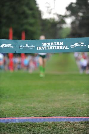 Girls' White Finish - 2015 Spartan Invite
