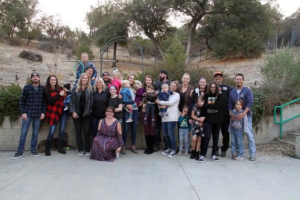 McCall /Baldino Family Reunion 2018