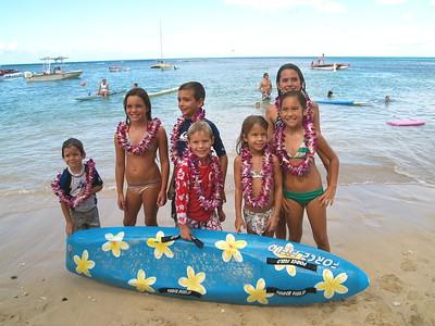 2008 Outrigger Canoe Club Centennial Club Day 5-31-2008