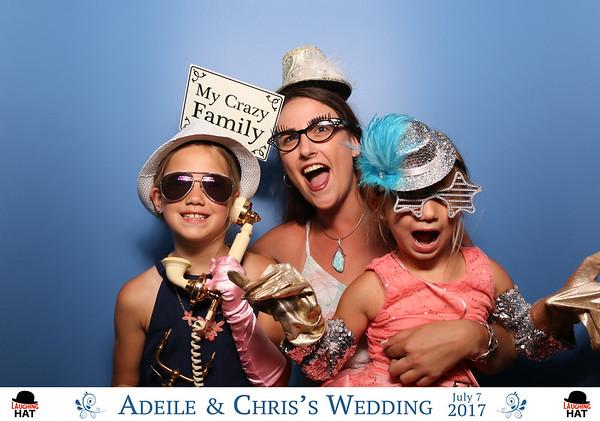 Adeile & Chris's Wedding
