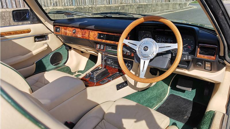 KWE XJS V12 Convertible BRG For Sale 20.jpg