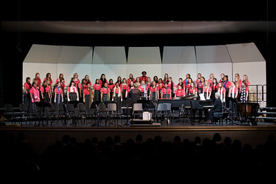 2008, December 15 Vocal Music Holiday Concert