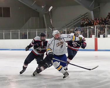 2013-01-02 AB Varsity Hockey vs LS