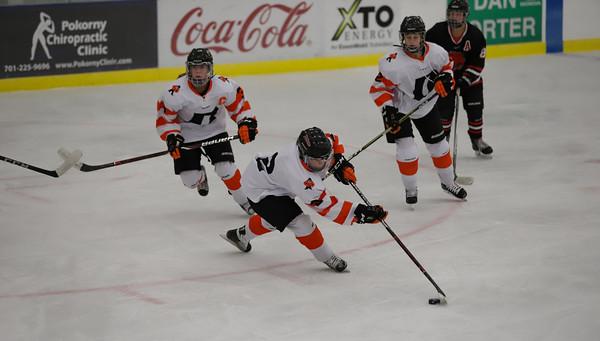 Devils Lake VS DHS Girls