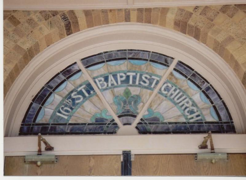 16th Street Baptist Church - Bob Durkee