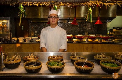 Iftar Le Meridian Kota Kinabalu