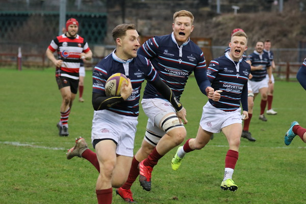 Stirling County v Watsonians Rugby