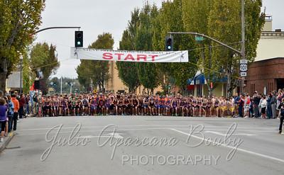 Prefontaine Memorial Run