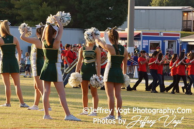 09-14-2012 Damascus HS Cheerleading, Photos by Jeffrey Vogt Photography