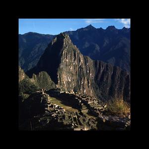 1967 - Peru - Altiplano, Cuzco and Machu Picchu