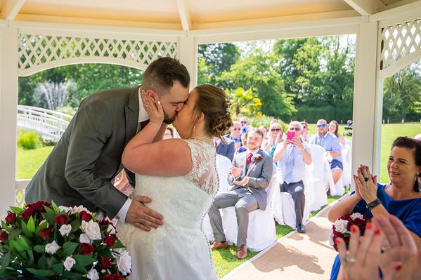 Charlotte and Jamie Wedding