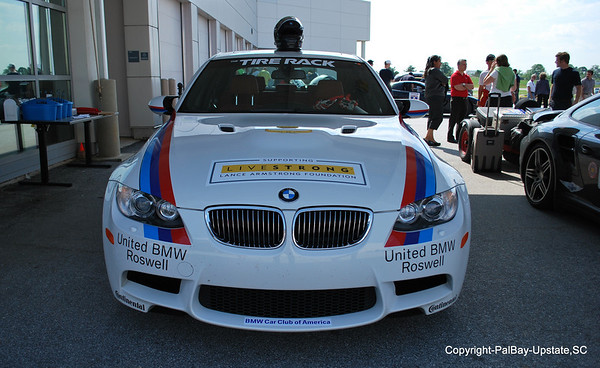 One Lap of America-BMWPC-07 May 2009