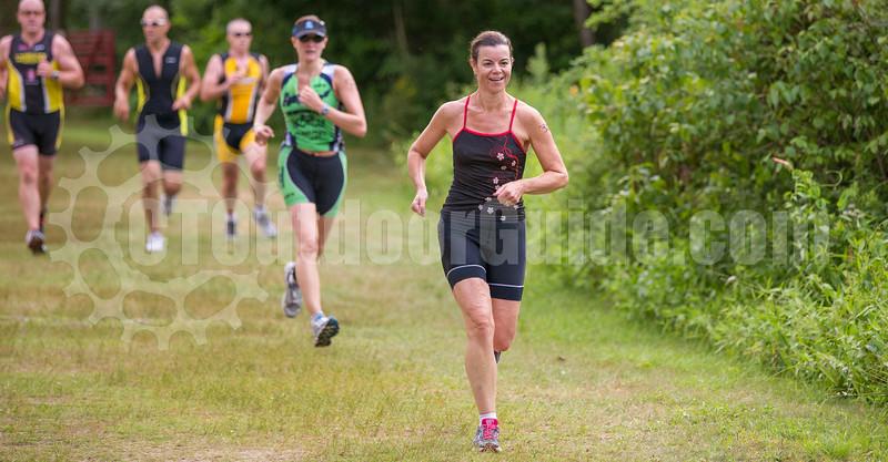 Lake Terramuggus Sprint Triathlon #4 July 17