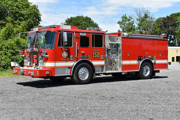 Company 15 - New Market Fire Company