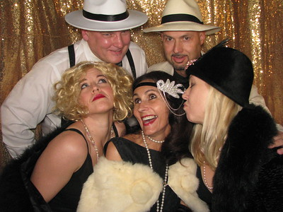 Holiday Prohibition Party at Juniper