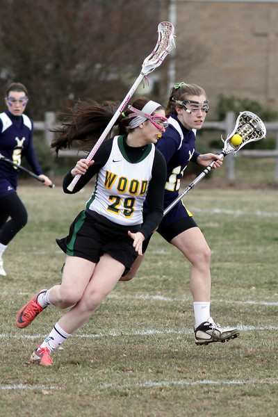 Wissahickon at Wood girls lacrosse