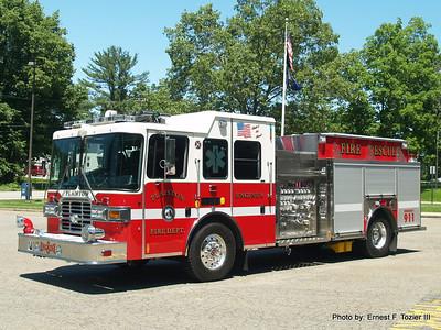 Plaistow, NH Fire Appratus