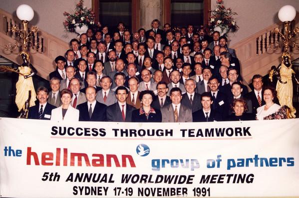 1991 Sydney (5th)