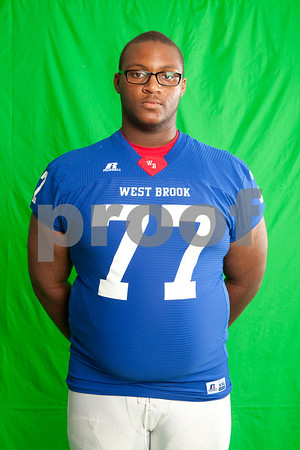 West Brook 2012-13 Varsity Football