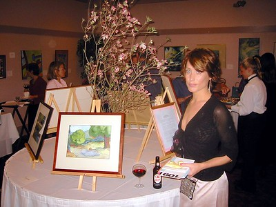 Art Auction 2004