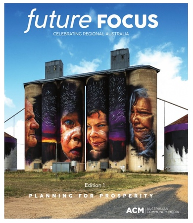 Future Focus No 1 (photo credit: Australian Community Media)