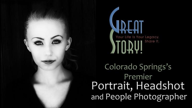 Premier Professional Portrait Photographer in Colorado Springs, Colorado