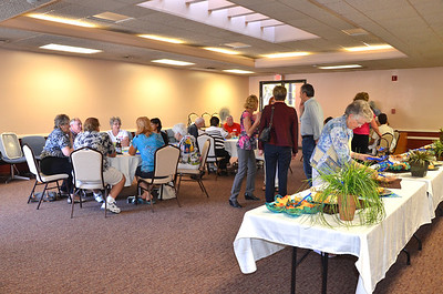 2013-05 Happy Hour for MOW and E.L.I.T.E Volunteers