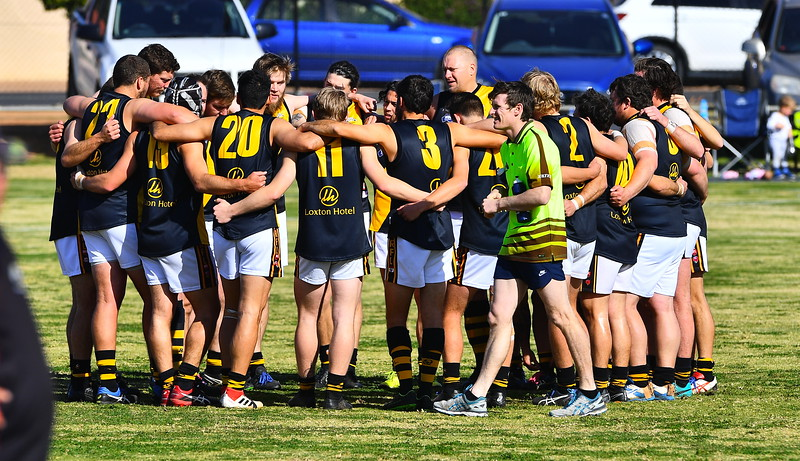 """A"" Grade 1st SEMI FINAL Loxton North v Loxton (Winner Loxton)"