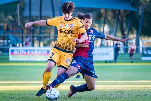 Perth Glory v Balcatta FC