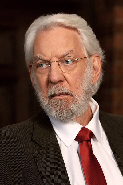 . CROSSING LINES -- Pictured: Donald Sutherland as Dorn -- (Photo by: Dusan Martincek/Tandem)