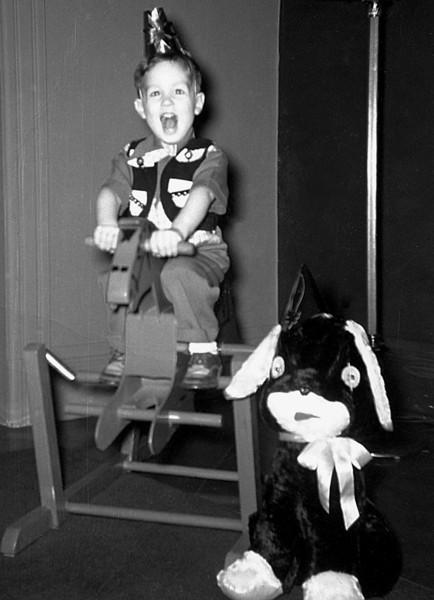 Rocking Horse 1953