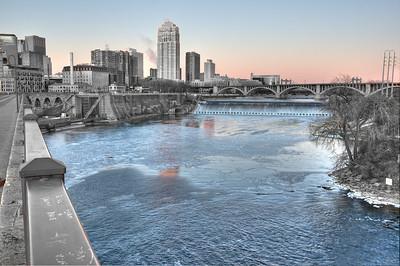Minneapolis 2012 Winter