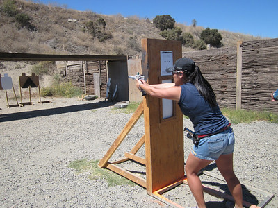 Richmond USPSA pistol match Sept. 2, 2012