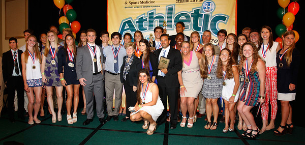 All-County Athletic Awards 2014