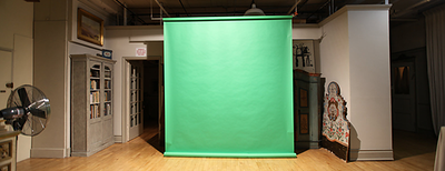 BC STUDIO GREEN SCREEN STUDIO