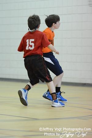 2-06-2016 Germantown Sports Association Rec Basketball 3rd Grade Sullivan Team,, Photos by Jeffrey Vogt Photography