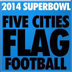 FLAG - 2014 SUPERBOWL
