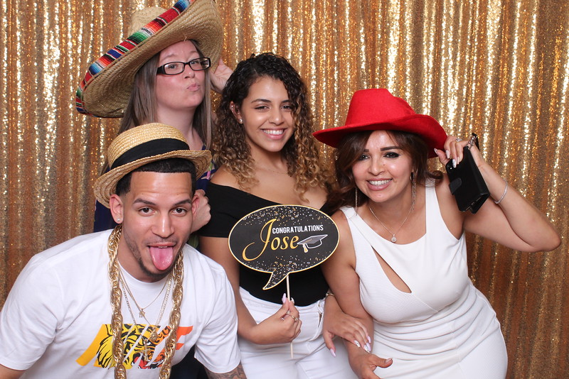 Jose's Graduation Party
